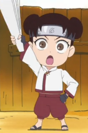 Rock Lee And Tenten