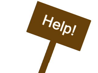 Image - Help sign.png | Rockstar Games Wiki | Fandom powered by Wikia