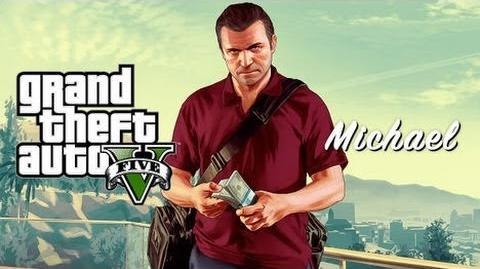 GTA 5 Official Character Trailer - Michael Trailer HD CC