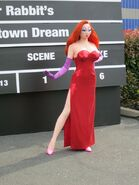 Disneyland Jessica Rabbit