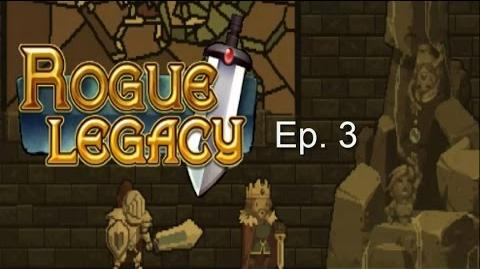 Rogue Legacy - Gameplay on Ps4 - Episode 3
