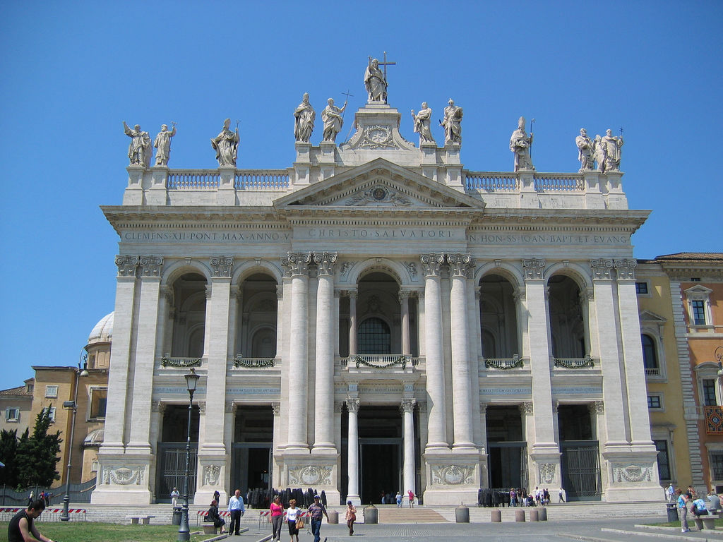 San Giovanni In Laterano Churches Of Rome Wiki Fandom