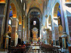 Sant'Agostino interior