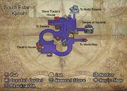 South Estamir map