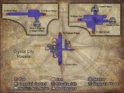 Crystal City map