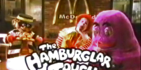 The Hamburglar Touch
