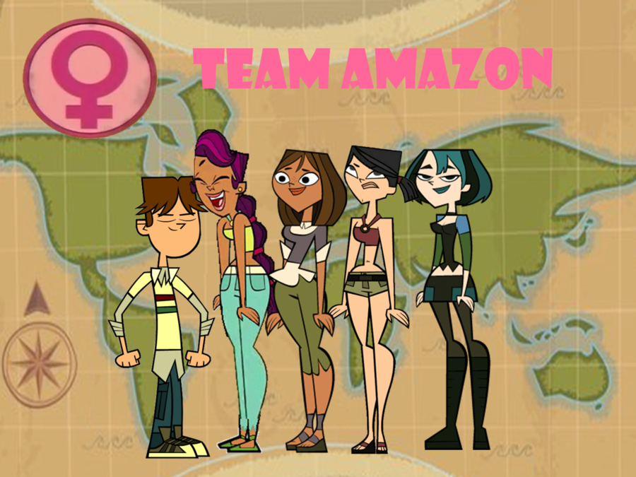 Total Drama Season 7 Season 3 of Total Drama Folks