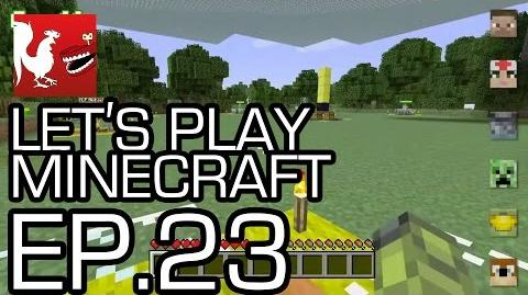 Let's Play Minecraft 23 - Hunger Games