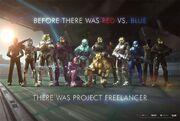 RvB Freelancer