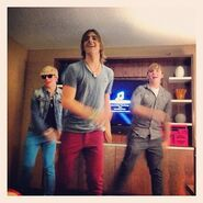 Rocky, Ross, Ryland