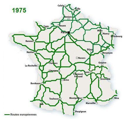 WS France Routes européennes 1975.jpg