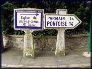95 Parmain Eglise Jouy-le-Comte