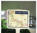 Carte de localisation des Panneaux Michelin de la Côte-d'Or (21)