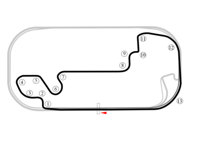 Indianapolis Motor Speedway - Real Racing 3 Wiki - Wikia