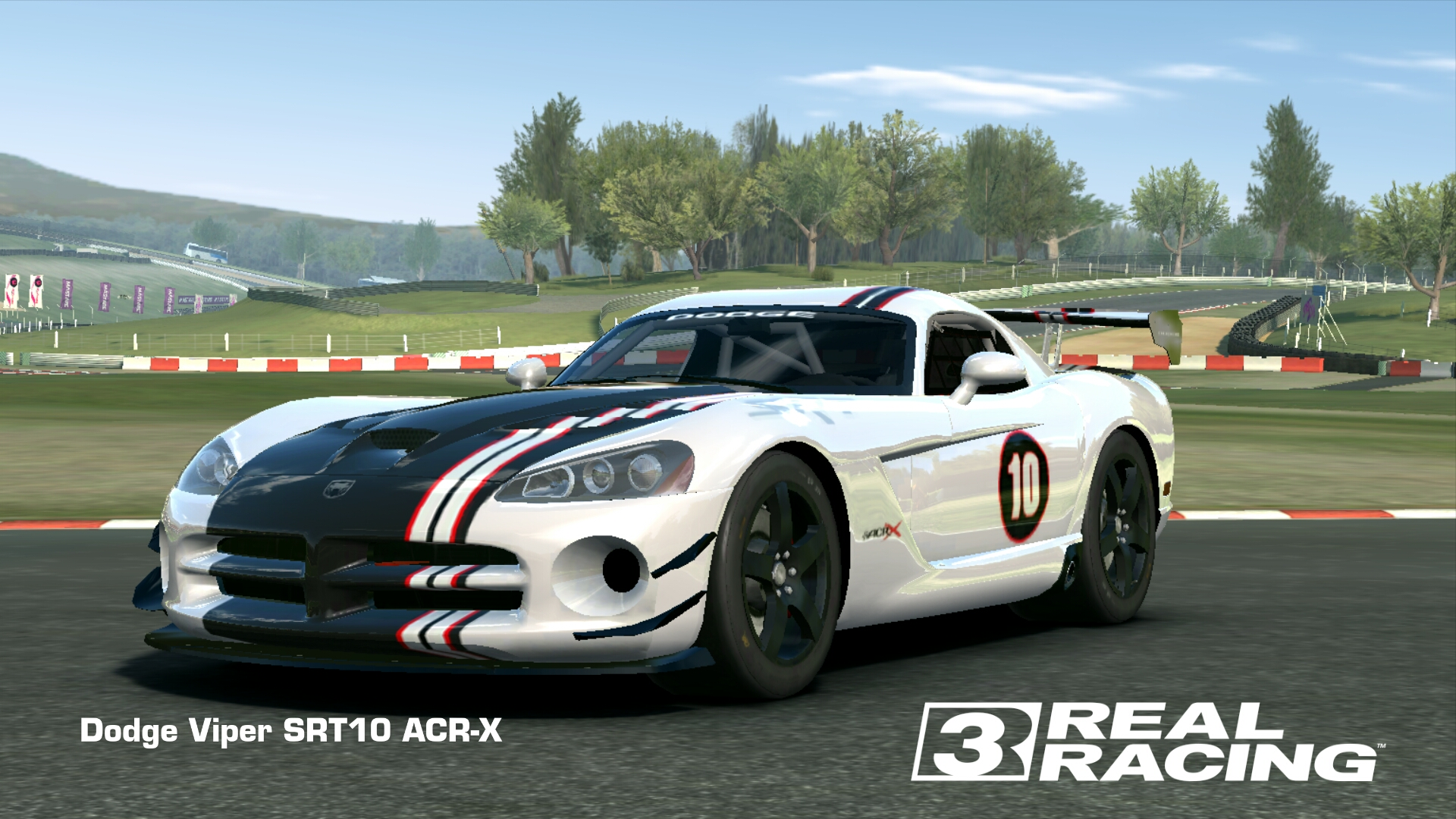 Dodge Viper Srt10 Acr X Real Racing 3 Wiki Fandom