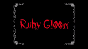 Ruby Gloom Title Card