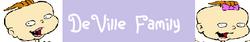 DeVille Family Banner