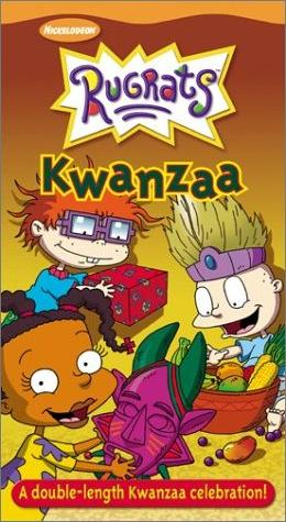 Kwanzaa Vhs Rugrats Wiki Fandom Powered By Wikia