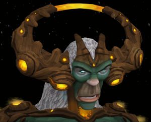 Guthix (dying)