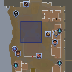 Tarik location