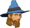 Wizard Distentor (christmas) chathead.png