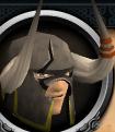 Bandos helmet chathead
