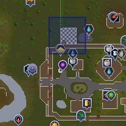 Watchtower Wizard location