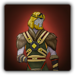 Tribal outfit icon (male)