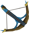 Demon slayer crossbow detail