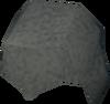 Granite helm detail