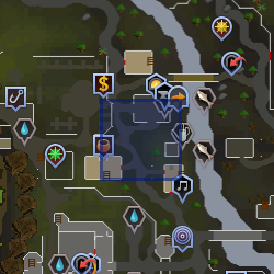 Herald of Lumbridge location
