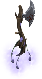 Infested Axe