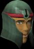 Adamant helm chathead
