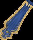 Warpriest of Saradomin cape detail