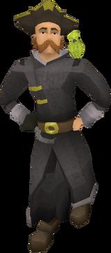 Captain Bentley