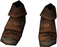 leather boots runescape wiki fandom powered by wikia
