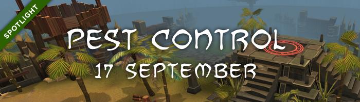 Pest Control 17 September 2016