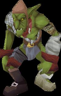 Grubfoot (brown armour)