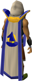 Retro magic cape (t) equipped
