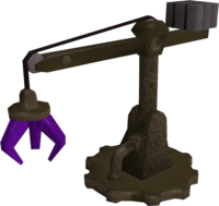 Elemental Workshop Crane