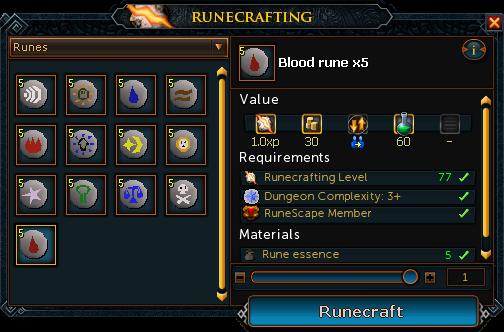 Imbue-runes (Dungeoneering)