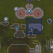 Khazard armour set location