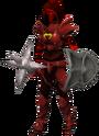 Spiritual warrior (Zamorak)