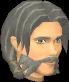 Warrior hairstyle