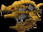 Drakefire Warship pet