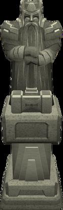 Dwarf Grave detail