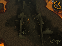 Cryptic clue Wilderness lever