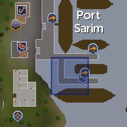 Trader Stan location