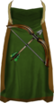 Ranged cape (t) detail