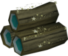 Magic logs detail